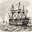 HMS Victory — Stock Photo