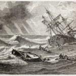 Monitor shipwreck — Stock Photo #13296098