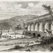 Pont-du-Gard - Foto de Stock  
