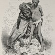 Algerifamine bis — Stock Photo #13297288