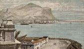 Baia di Palermo — Foto Stock
