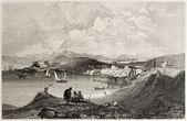 Korfu ve manduchio — Stok fotoğraf