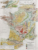 France geology — Stock Photo