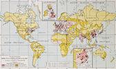 Population density — Stock Photo