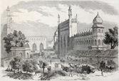 Lucknow — Stockfoto