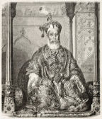 Bahadur Shah II — Stock Photo