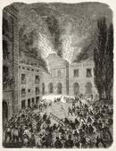 パルマの火 — ストック写真