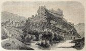 Chateau de Penne — Stock Photo