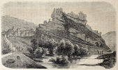 Chateau de penne — Stockfoto