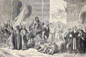 Ceremony of the Dosseh, Cairo — Stock Photo
