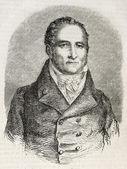 Johann Peter Hebel — Stock Photo