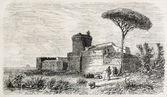 Castle of Julius II — Stock Photo