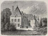 Chateau Haut-Brion — Stock Photo