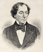 Disraeli — Stock Photo