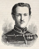 Prince Ernest Augustus — Stockfoto