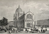 Saint Augustin — Stok fotoğraf