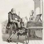 Постер, плакат: Mozart