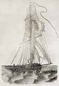 小船 — 图库照片