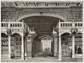 Biblioteca de Bodleian — Foto de Stock