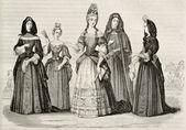 Madame de Maintenon — Stock Photo
