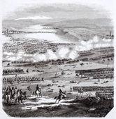 Battle of Austerlitz — Stock Photo