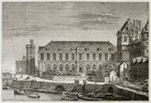 Louvre — Foto de Stock