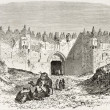 Stock Photo: Damascus gate
