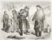 Manchu and Tungusic — Stock Photo