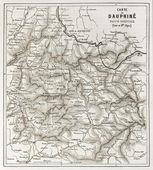 östlichen dauphine — Stockfoto