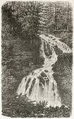 Cataratas faymont — Foto de Stock