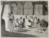 Algerian women — Stock Photo