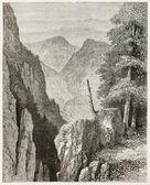 Lierbach vadisi — Stok fotoğraf