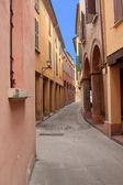 Bologna centre town bis — Stock Photo