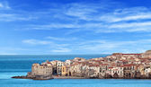 Cefalu quater — Stock Photo