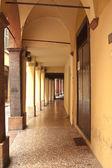 Bologna centre town ter — Stock Photo