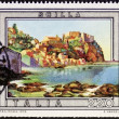 Scillpostage stamp — Stock Photo #30666627