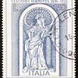 Giacomo Serpotta postage stamp — Stock Photo
