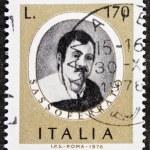Sassoferrato postage stamp — Stock Photo #32913159