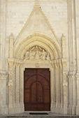 Santa Maria Maggiore portal — Foto de Stock