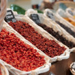 Стоковое фото: Dried cranberry and another dried berries