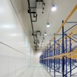 Стоковое фото: Large newly build warehouse