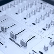 Sound mixer - Stock Photo