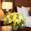 Royalty-Free Stock Photo: Hotel room arrangment