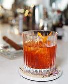 Cocktail bar comptoir — Photo