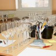 Professional oenology school — Stock Photo #12815286