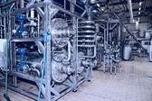 Food processing plant — Stock Photo
