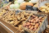 Ziemniaki i inne warzywa — Zdjęcie stockowe