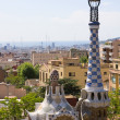 Parc Guell, Barcelona — Stock Photo #13176675