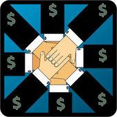 Agreement symbol — Stock Vector