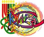 Kwanzaa — Stock Vector